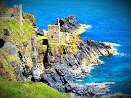 The jagged peninsula that is now Cornwall provided a perfect refuge for Celts who refused to assimilate into the Britain created by Roman and Anglo-Saxon invaders.