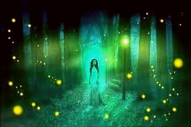 Ghosts are an integral part of Celtic life.