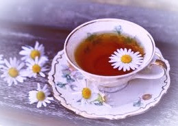 Chamomile tea has health benefits and,according to folklore, magical benefits too.