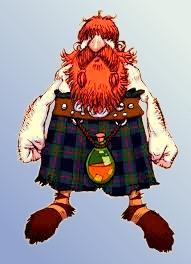 Go ahead.  Say Scots are all alike.  I dare ye!