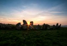 As Claire in Outlander discovered, standing stones are alluring, mysterious, and magical.