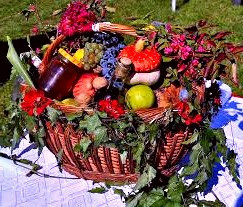 First fruits were offered up at Lughnasa in thanksgiving for the harvest.