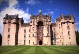Fyvie Castle in Aberdeen is haunted by one of Scotland's many Green Ladies.