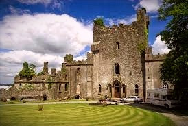 Leap Castle, Co. Offaly, is reputed to be Ireland's most haunted place.