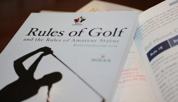 A Golf Szabályai 2019 évi változások