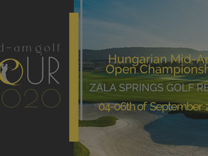 Hungarian MidAm Open for eighth times