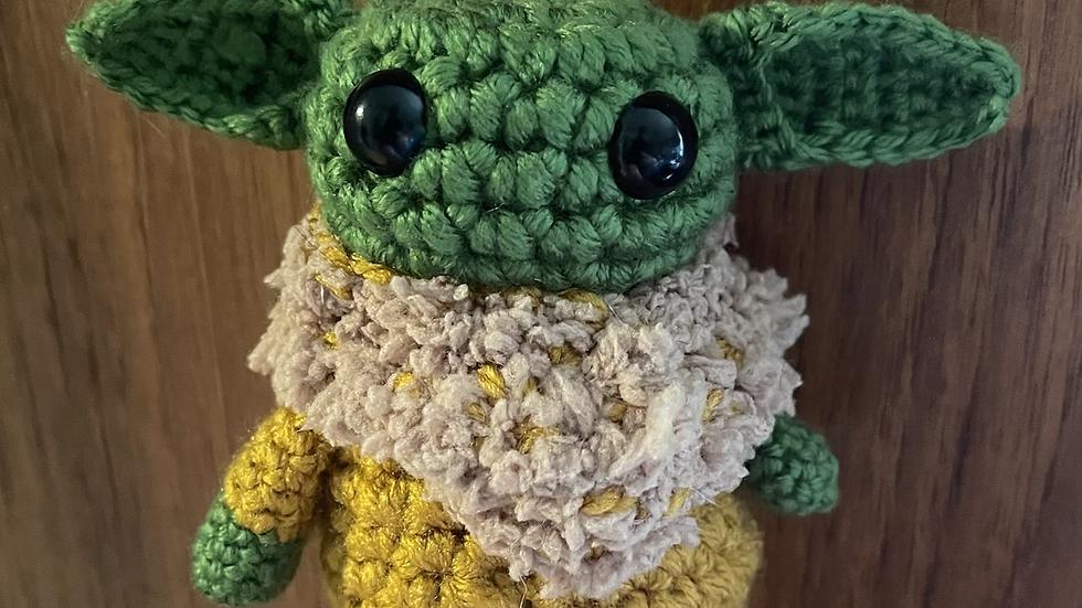 Small baby Yoda