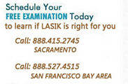 LASIK Center Sacramento San Francisco.pn