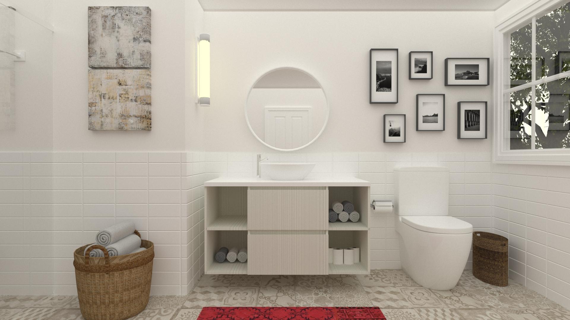Muebles funcionales y de vanguardia