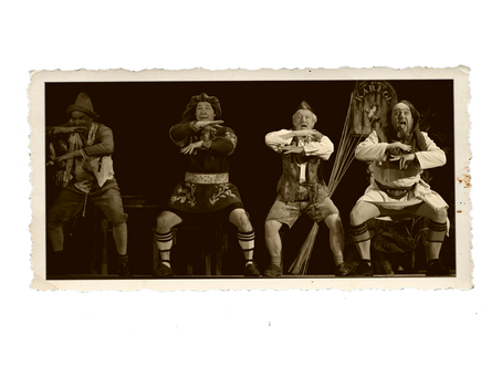 2011 - Alles Wagner, 5 Opern in einem Stück