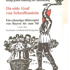 Der oide Graf von Schroffenstein