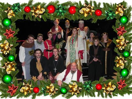 Die Münchner Volkssängerbühne wünscht Euch allen ein gesegnetes und friedliches Weihnachtsfest