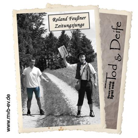 Roland Feußner – Zeitungsjunge-