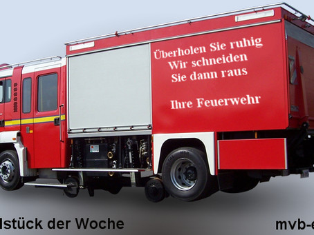 Heit is Tag der Feuerwehr!