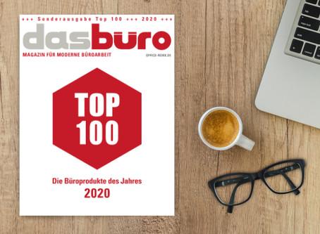 HEAVN ist eines der Top 100 Büroprodukte des Jahres 2020