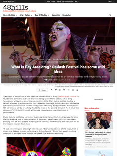 What is Bay Area drag? Oaklash Festival has some wild ideas