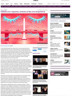 Oaklash 2021: Ingenuity, inclusion at Bay Area drag festival