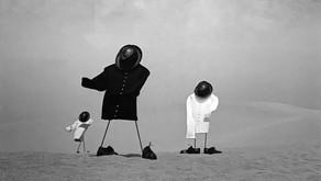 永遠的「業餘攝影師」  植田正治 :讓別人看出這是優秀的作品,是我的理想