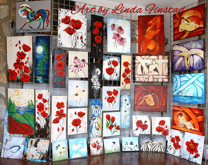 poppy paintings by Linda FInstad.jpg