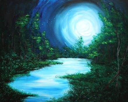 8x10 moonlit forest.jpg