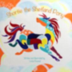 shortie the shetland pony