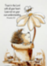 5x7 hedgehog in plantpot.jpg