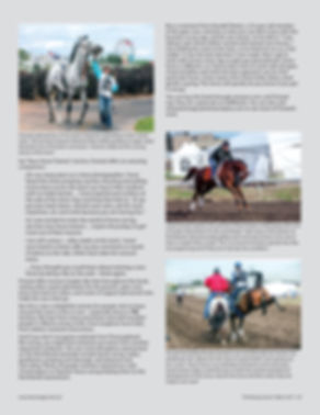 Humans of horse racing review