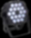 Stairville Tri Flat PAR Profile 18x3W.pn