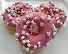 Marshmallow-Donuts zum Kindergeburtstag im Starbowling Nordhausen