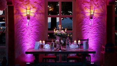 Ambiente-Beleuchtung - Stimmung erzeugen mit besonderem Licht