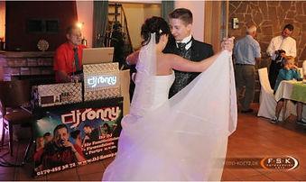 Ihre Hochzeit mit DJ Ronny