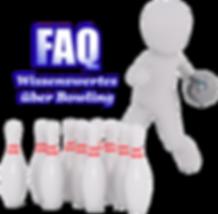 FAQ Wissenswertes über Bowling