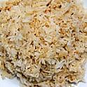 Stir-Fried Garlic Rice / ข้าวผัดกระเทียมเจียว