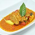 Roasted Duck Red Curry / แกงเผ็ดเป็ดย่าง