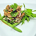 Spicy Roasted Duck Salad / เป็ดน้ำตก
