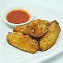 Thai-Style Deep-Fried Chicken Wings / ปีกไก่ทอดกระเทียมพริกไทย