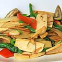 Spicy Stir-Fried Tofu / ผัดฉ่าเต้าหู้