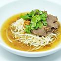 Floating Market Noodle Soup / ก๋วยเตี๋ยวเรือ
