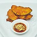 Deep-Fried Asian Pumpkin / ตะบองทอด