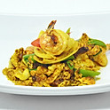 Shrimp Stir-Fried with Curry Powder / กุ้งผัดผงกะหรี่