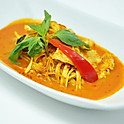 Papaya Curry with Chicken / แกงป่ามะละกอไก่