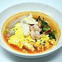 Glass Noodle Soup with Chicken & Shrimp / สุกี้น้ำไก่กับกุ้ง