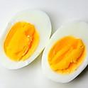 Hard Boiled Egg (one) / ไข่ต้ม