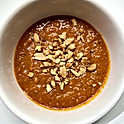 Peanut Sauce / น้ำจิ้มสะเต๊ะ