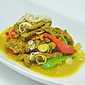 Southern Thai Beef Curry / แกงระแวงเนื้อ