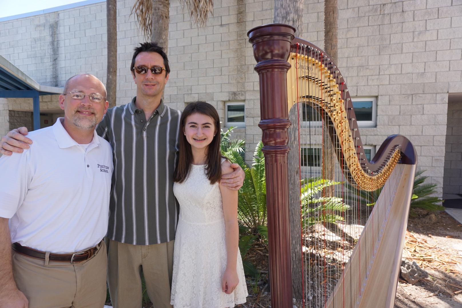 New Harp!