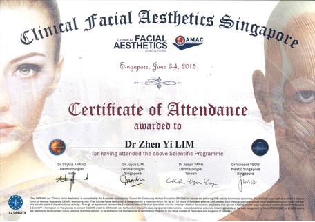 Clinical Facial Aesthetic
