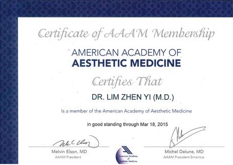 American Academy of Aesthetic Medicine