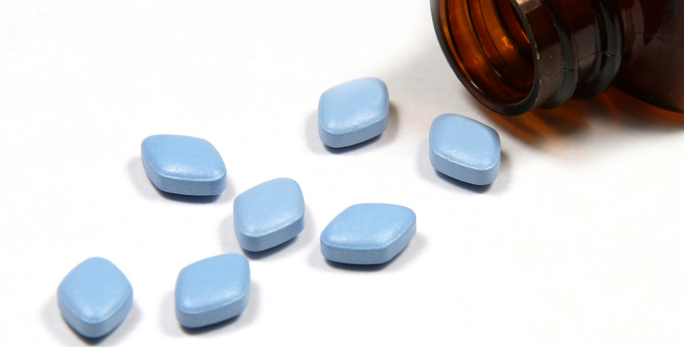 Oral Medication for Sexual Dysfunction