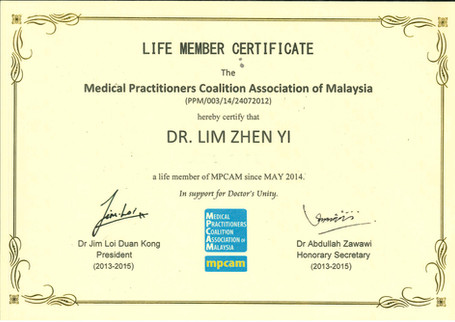 Medical Practitioners Coalition Association of Malaysia